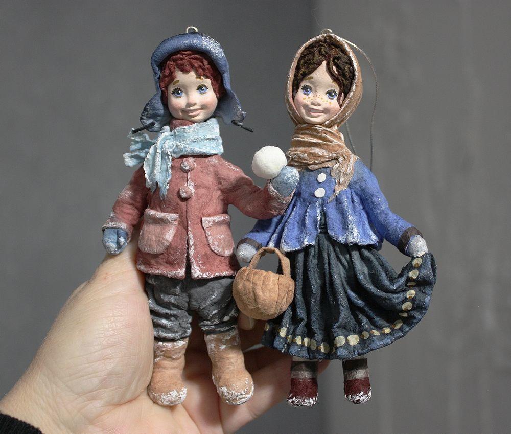 игрушка из ваты
