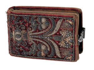 Binding Together: Antique Book Covers with 16-19 Centuries Hand Embroidery. Livemaster - handmade