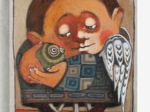 Лотерея в помощь художнику Гора | Ярмарка Мастеров - ручная работа, handmade