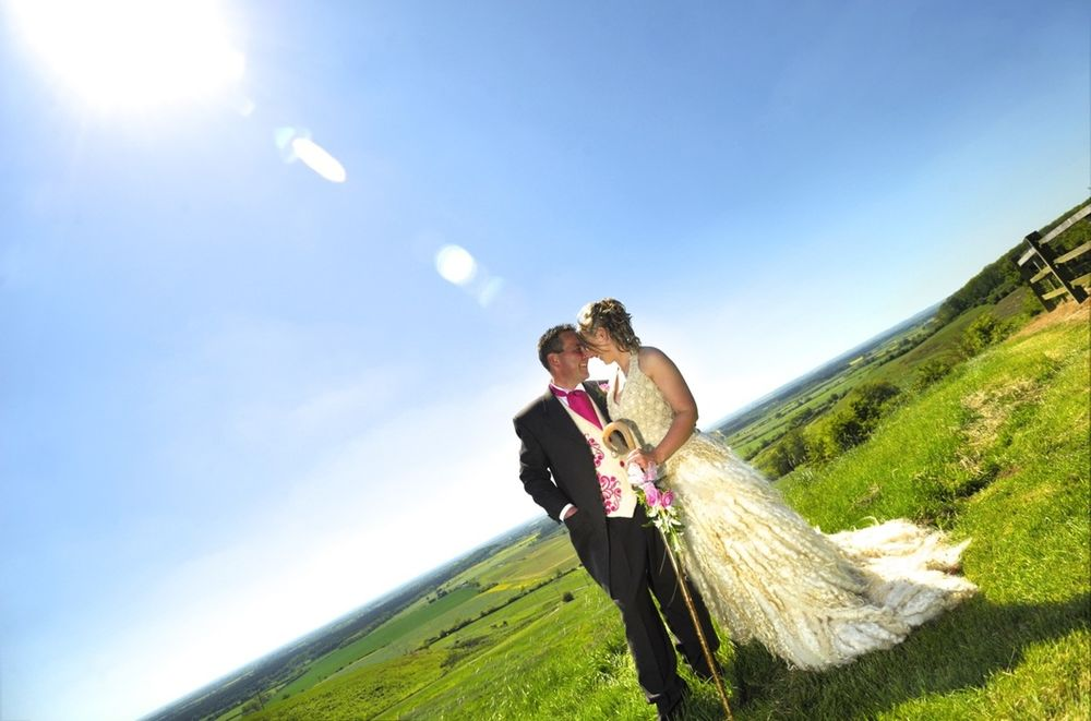 Необычная свадьба в стиле маленькой пастушки Бо Пип