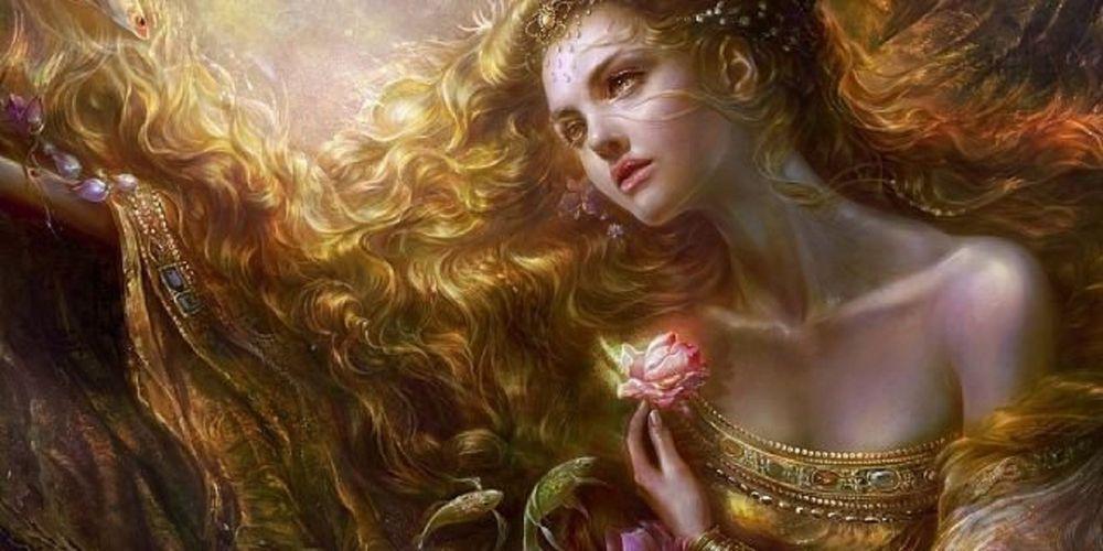 стихотворение, времена года, любовь, русалки, чудеса