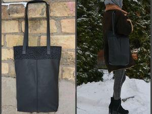 Аукцион на сумочку из натуральной кожи!. Ярмарка Мастеров - ручная работа, handmade.