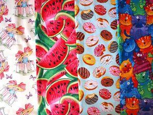 АКЦИЯ! Ткань вкусная и красивая.. Ярмарка Мастеров - ручная работа, handmade.