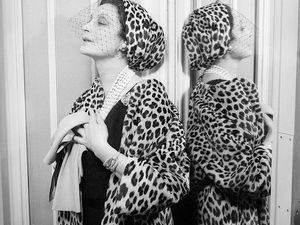 Женщина-леопард Митца Брикар: загадочная муза Dior. Ярмарка Мастеров - ручная работа, handmade.