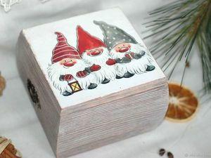 Конкурс коллекций и репостов Три гнома. Ярмарка Мастеров - ручная работа, handmade.