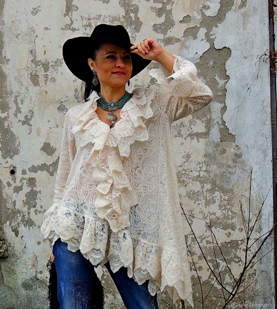 бохо, стиль бохо, одежда бохо, туника, женская туника, блузка, женская блузка, блузка-туника