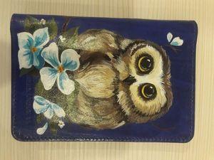Аукцион Обложка-портмоне