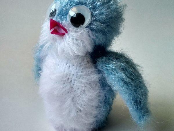 Пингвинёнок Лоло | Ярмарка Мастеров - ручная работа, handmade