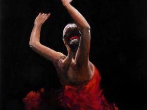 Фламенко - жизнь или жизнь - фламенко.