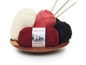 Скида на всю пряжу NOVITA c 19 по 29 декабря 20%. Ярмарка Мастеров - ручная работа, handmade.