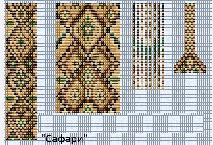 схема, станочное плетение, гайтан