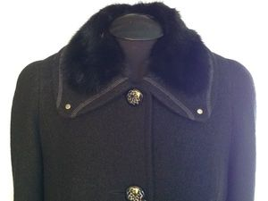 Аукцион Пальто зимнее. Ярмарка Мастеров - ручная работа, handmade.