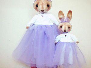 Акция до 30.03 на Семейных заек! 2 зайки за 1500! | Ярмарка Мастеров - ручная работа, handmade