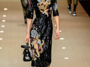 Creative Dolce&amp&#x3B;Gabbana Collection FW 2018/2019. Livemaster - handmade