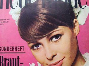 Новая мода -спец.выпуск-Свадебные платья -1966. Ярмарка Мастеров - ручная работа, handmade.