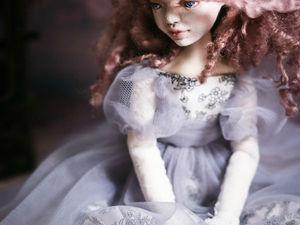 Моя первая куколка | Ярмарка Мастеров - ручная работа, handmade