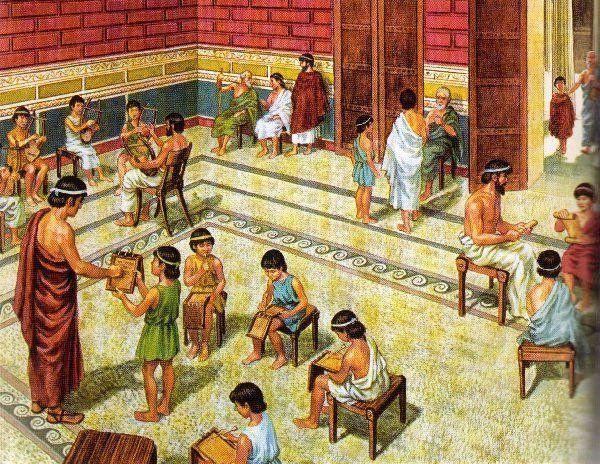 древний мир
