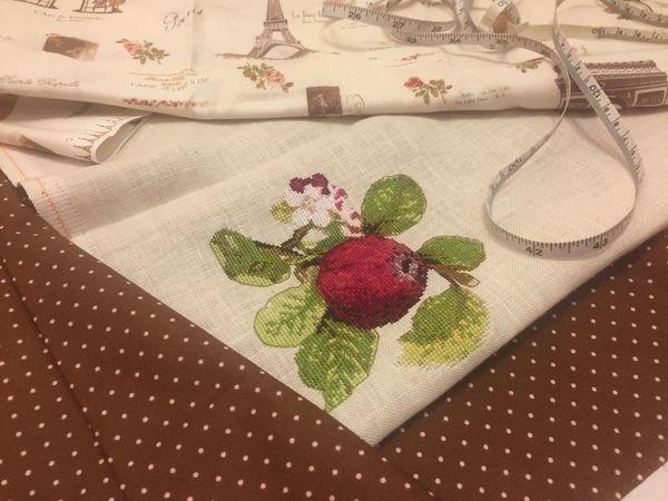 Начинаю оформление фруктов | Ярмарка Мастеров - ручная работа, handmade