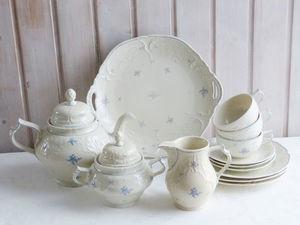 1939-1947гг. Rosenthal, Чайный сервиз на троих