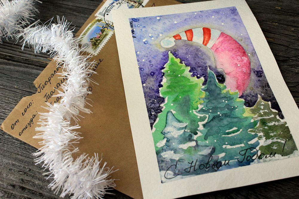 открытки, новый год 2017, с новым годом, чудеса сбываются