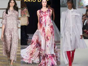 Модные летние платья 2018. Ярмарка Мастеров - ручная работа, handmade.