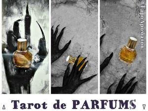 Чуть подробнее об ароматеке 'Таро ароматов'. Ярмарка Мастеров - ручная работа, handmade.