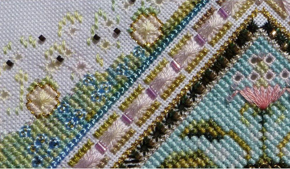 Вышивка мартины розенберг 37