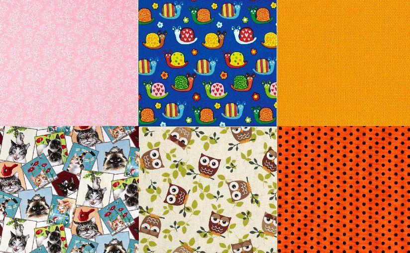 хлопок для пэчворка, акция магазина, купить ткани, ткани для кукол, ткани для пэчворка, ткани для рукоделия, ткань с совами