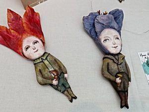 Выставка  «Искусство куклы 2018»  — фотоотчёт, день третий, последний. Ярмарка Мастеров - ручная работа, handmade.