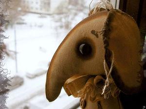 Мой любимый слоник. Ярмарка Мастеров - ручная работа, handmade.