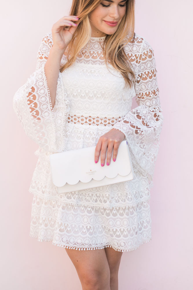 Белое бохо, или Шикарная одежда для королевы летнего пляжа, фото № 66