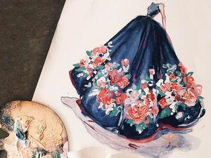 40 волшебных fashion-иллюстраций от Katie Rodgers. Ярмарка Мастеров - ручная работа, handmade.
