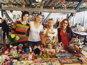 Как прошла Пасхальная ярмарка   Ярмарка Мастеров - ручная работа, handmade