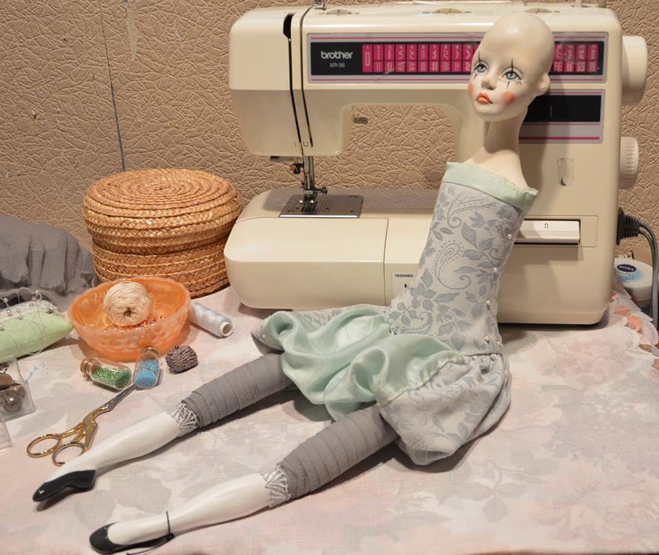 подвижные куклы