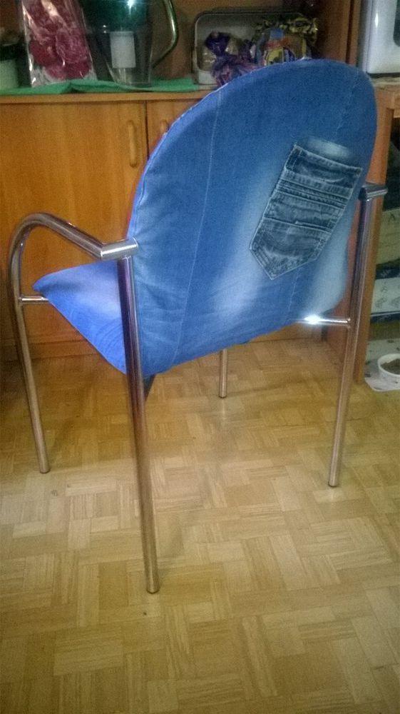 Что можно сделать из старых джинц, фото № 5