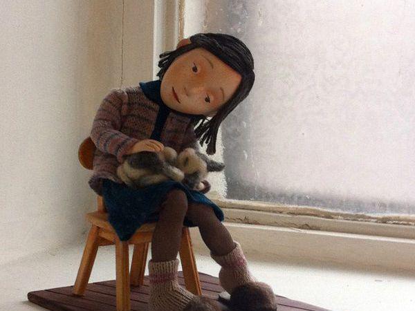 Кукла от начала до конца. с 22 апреля. | Ярмарка Мастеров - ручная работа, handmade