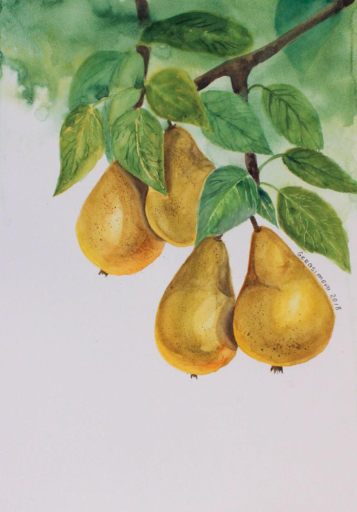 распродажа картин, апельсин