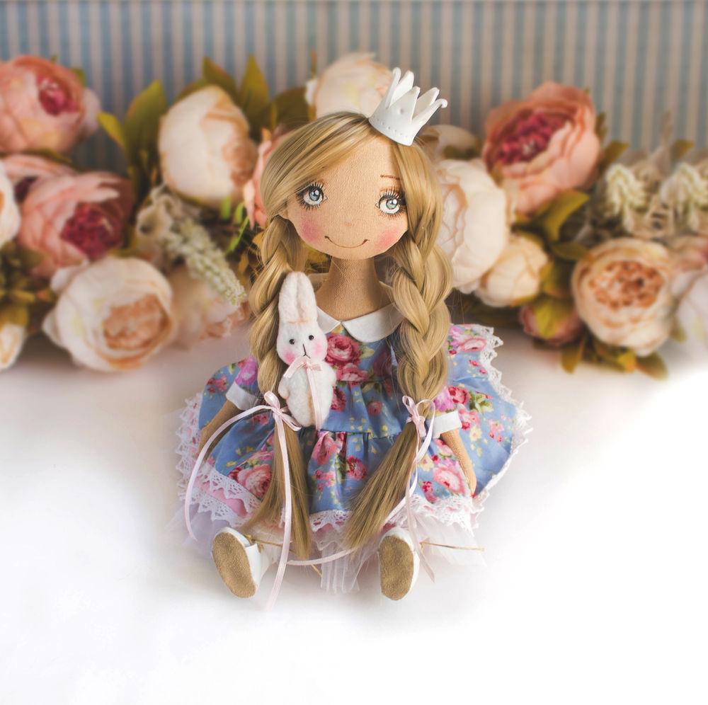 купить тедди, купить подарок любимой, кукла для девочки, кукла для интерьера