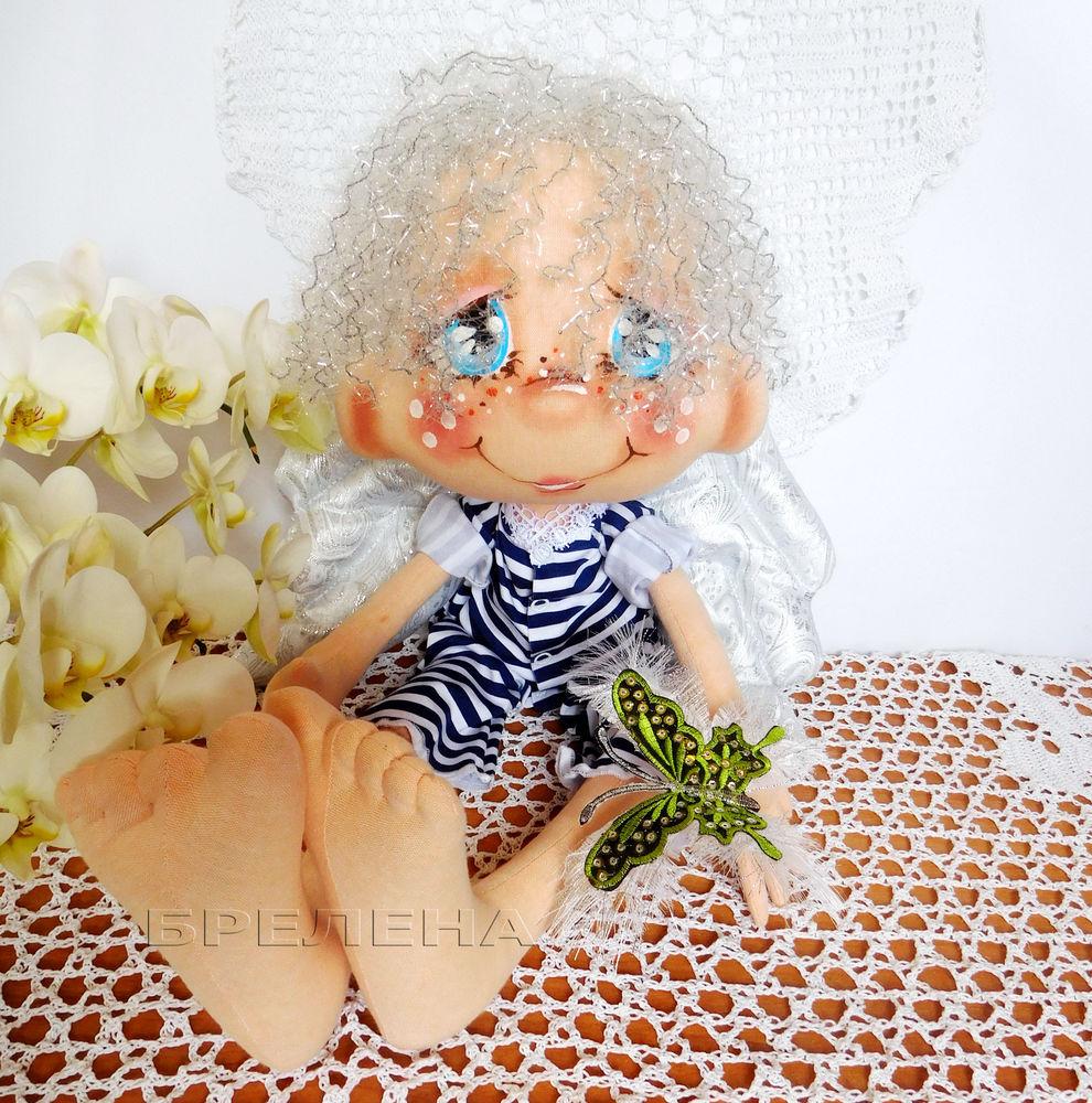 текстильные куклы, кукла текстильная