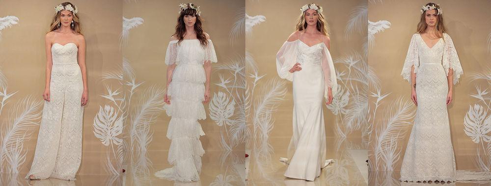 Неделя свадебной моды в Нью-Йорке: 100 лучших подвенечных платьев, фото № 4