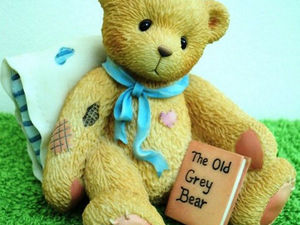 Забавные Cherished Teddies от Priscilla Hillman. Ярмарка Мастеров - ручная работа, handmade.