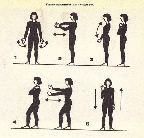 вязание и здоровье