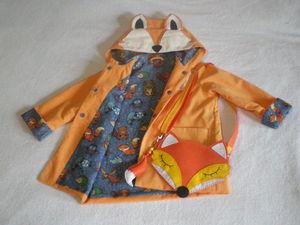 Скидки на детские пальто!. Ярмарка Мастеров - ручная работа, handmade.