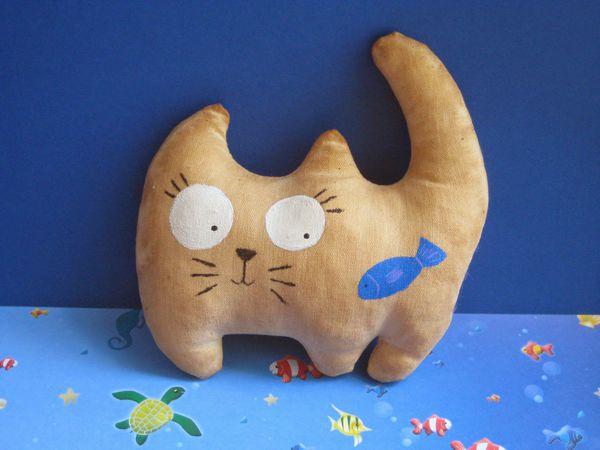 День Всех Влюбленных. Котофейные коты. | Ярмарка Мастеров - ручная работа, handmade