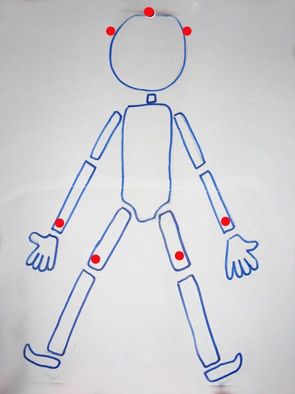 Как мне сделать куклу марионетку своими руками