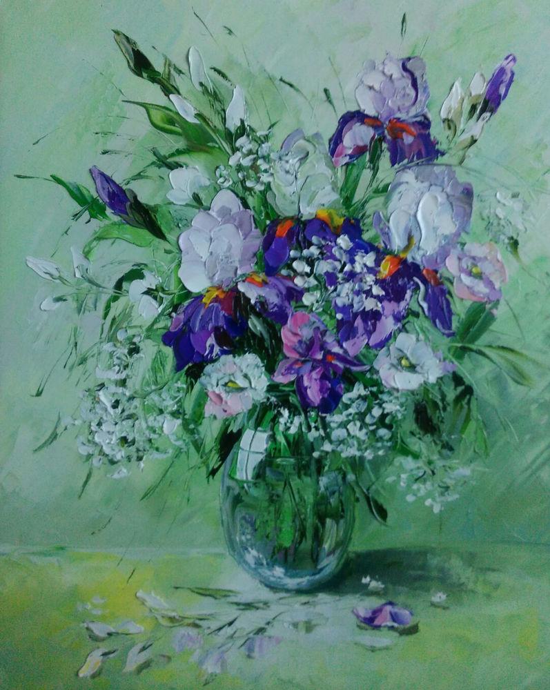 цветы, полевой букет