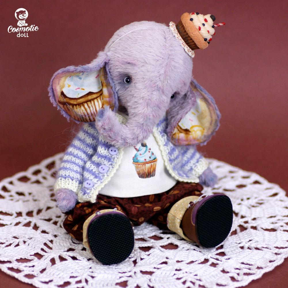 тедди слоник подарок, тедди