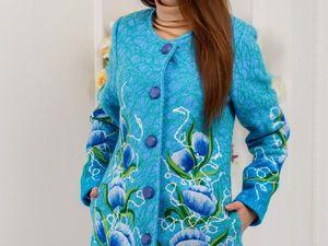 Вниманию тонких и звонких! Распродажа подиумных пальто. Ярмарка Мастеров - ручная работа, handmade.