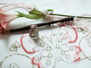 Скидка на покупку нового курса по основам люневильской вышивки. Ярмарка Мастеров - ручная работа, handmade.