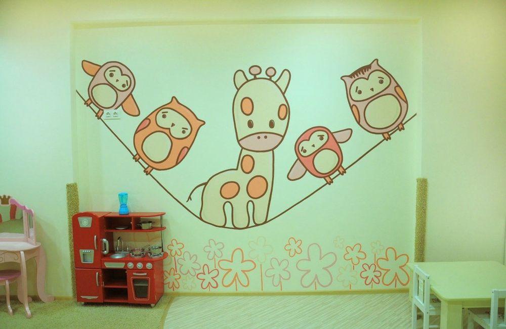Картинки для детского сада оформление стен